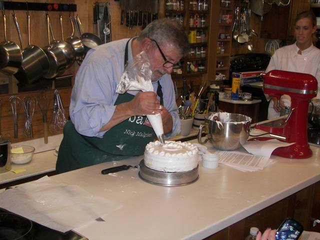 Nick Malgieri RP Cake