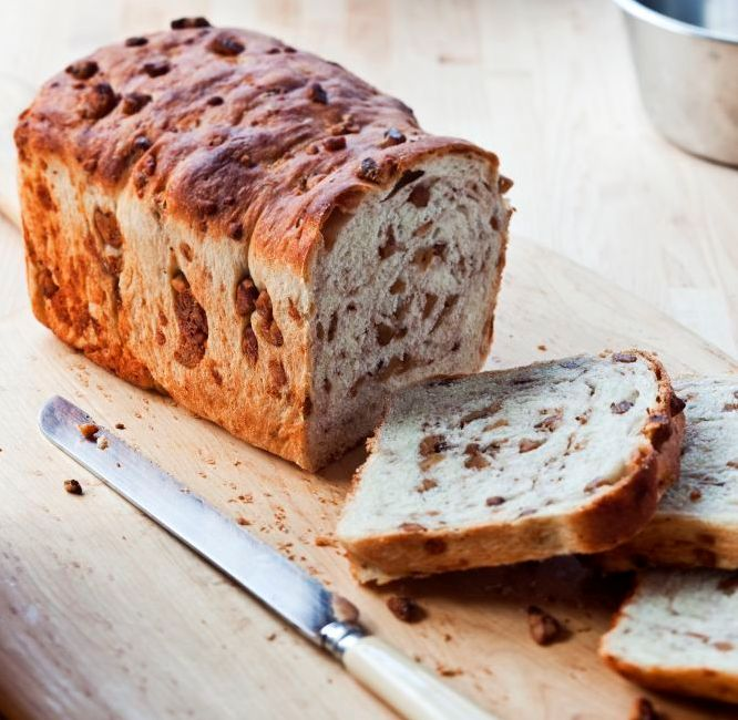 Gruyere and walnut bread cropped