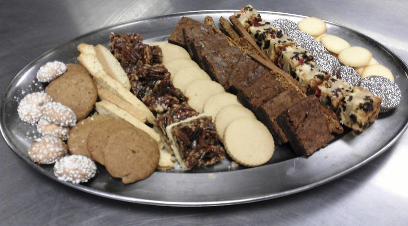 Christmas cookies cropped